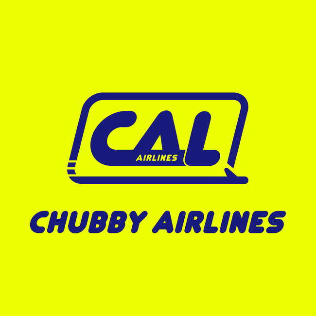 CHUBBY AIRLINES_ロゴ