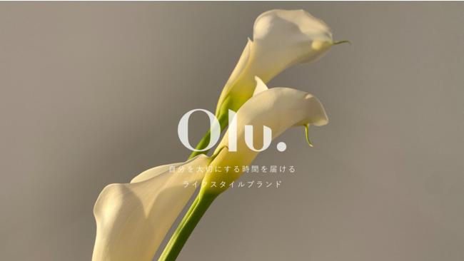 『Olu.』キービジュアル