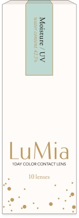 『LuMia』パッケージ