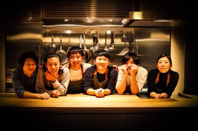 料理人や研究者など多様なメンバーで活動