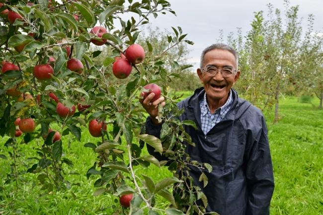 木村秋則氏栽培の「奇跡のリンゴ」と木村式自然栽培で作られたお米の ...