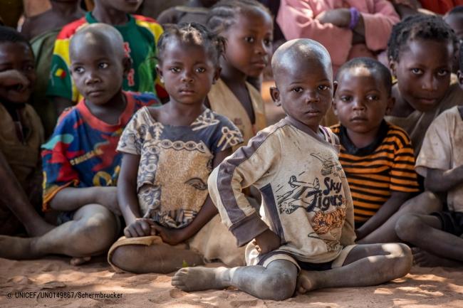 コンゴ民主共和国・カサイ地域で...