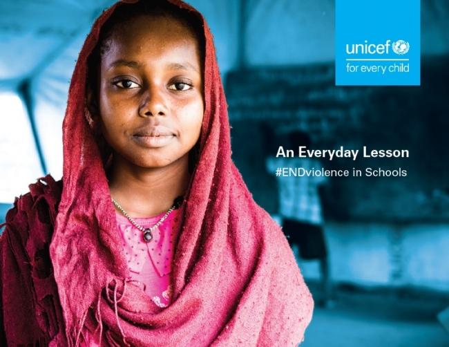 ãæ¯æ¥ã®è©¦ç·´ï¼å¦æ¡ã«ãããæ´åããªããï¼åé¡ï¼An Everyday Lesson #ENDviolence in Schoolsï¼ã