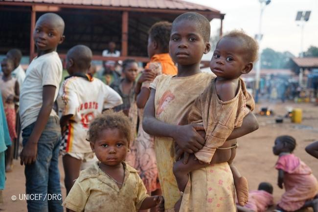 コンゴ民主共和国難民 子ども8万人が人道支援を必要【プレスリリース ...