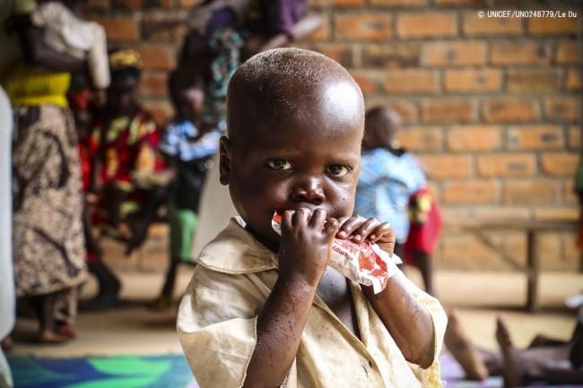 中央アフリカ共和国:深刻な栄養危機、避難民の増加【プレスリリース ...