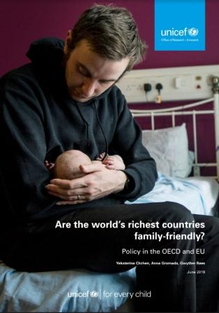 『先進国における家族にやさしい政策(原題:Are the world's richest countries family-friendly Policy in the OECD and EU)』