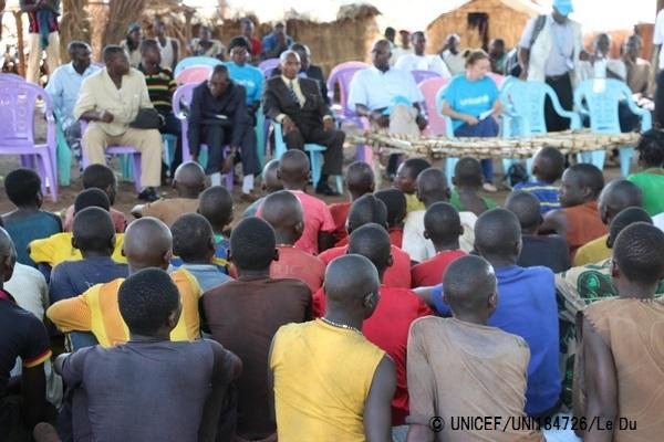 中央アフリカ共和国 武装勢力が子ども300人以上を解放 【プレス ...