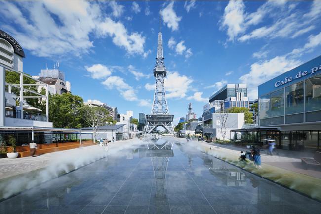 公園と店舗の一体型施設「Hisaya-odori Park」に名古屋市初出店5店舗を含む新規7店舗が決定