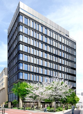 多様な働き方を提案する、最新の環境配慮型オフィス「田町M-SQUARE Garden」着工