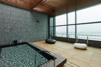 三井ガーデンホテル豊洲ベイサイドクロス 大浴場