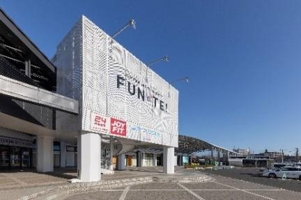 三井不動産SPORTS LINK CITY FUN-TE!