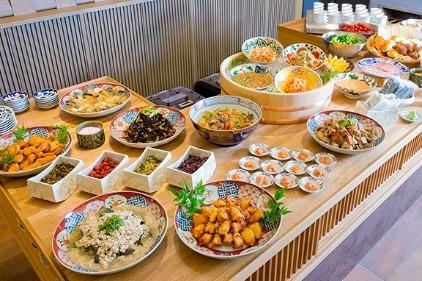 三井ガーデンホテル福岡祇園  「うお田」 朝食