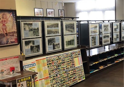 昭和の写真展示(イメージ)