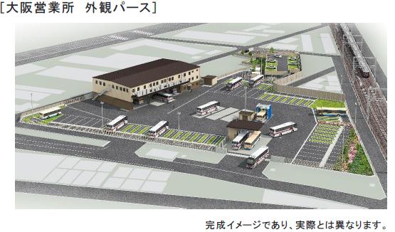 阪急バス豊中営業所および本社の移転について|阪急阪神 ...