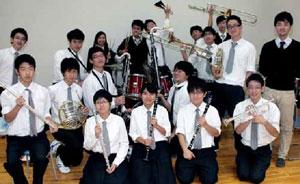 神戸市立科学技術高校 吹奏楽部