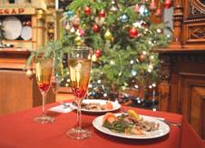 クリスマス ワンプレート・ディナー(イメージ)