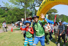 神戸・六甲山ツーデーウオーク 開催時の様子