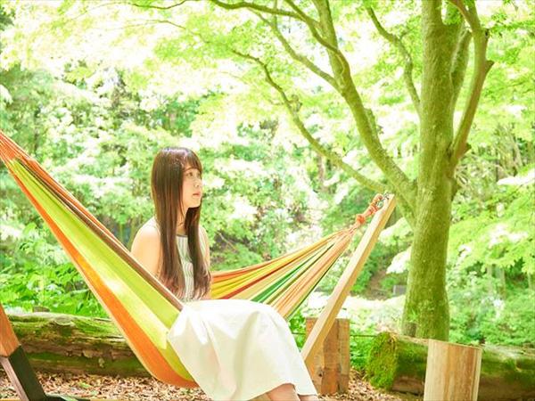 ブナカフェ~木陰のハンモックで大人の休日~