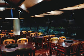 六甲山ジンギスカンパレス 店内