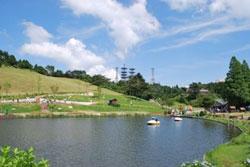 六甲山カンツリーハウス園内