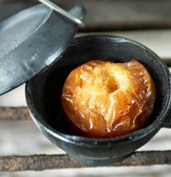焼きリンゴ(イメージ)