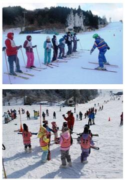 六甲山スキースクール