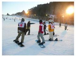 BURTON スノーボードスクール
