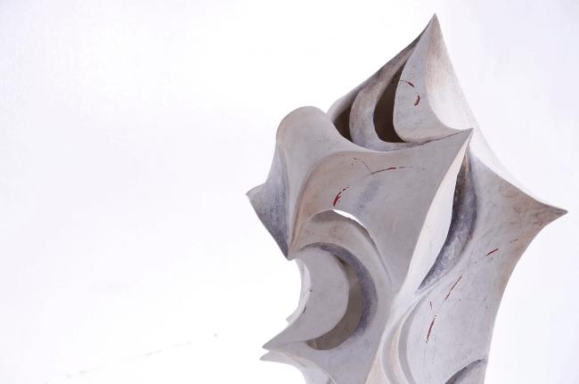 大井真希「fermata」ceramics h550×d340×w310 2018
