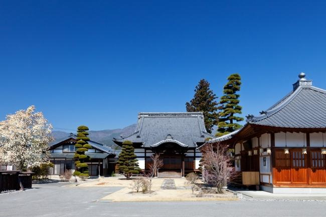 =第1寺院=領法寺(長野県下伊那郡) 令和2年4月2日~4月4日
