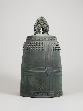 国宝 梵鐘 飛鳥時代・7世紀 観世音寺
