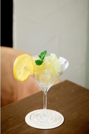 レモンのグラニータ