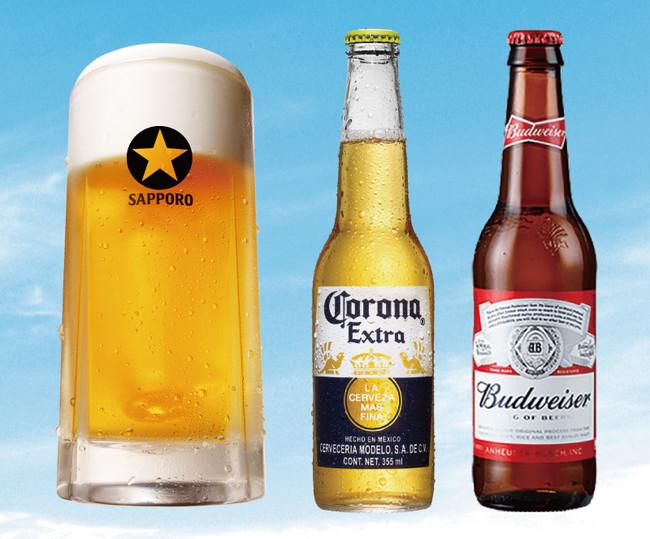 【オプションメニュー】ビール各種