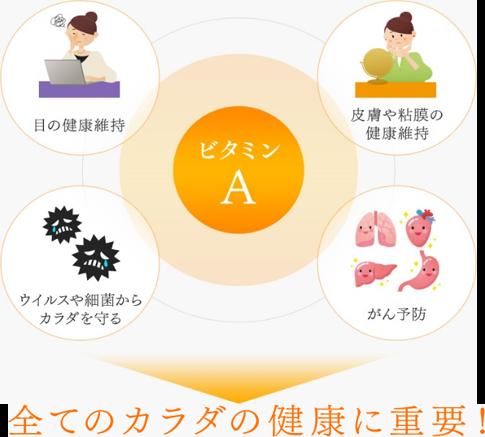 日本人に不足している栄養素のひとつ、ビタミンA!ビタミンAで健康維持を目指しませんか?|プロティアジャパンのプレスリリース