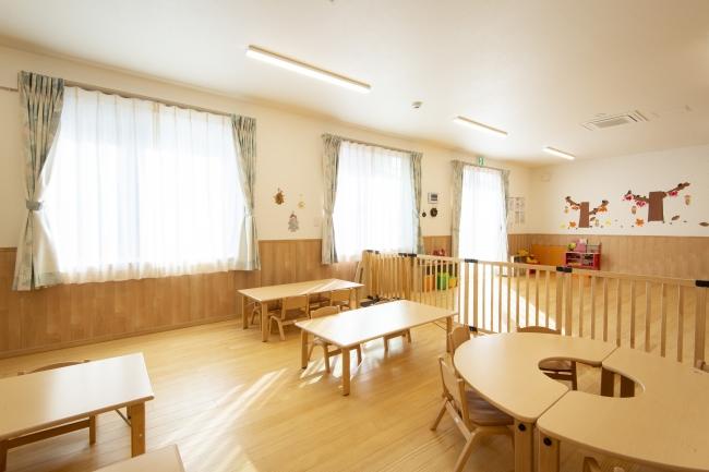 リールキッズ楓保育園(奈良県橿原市)