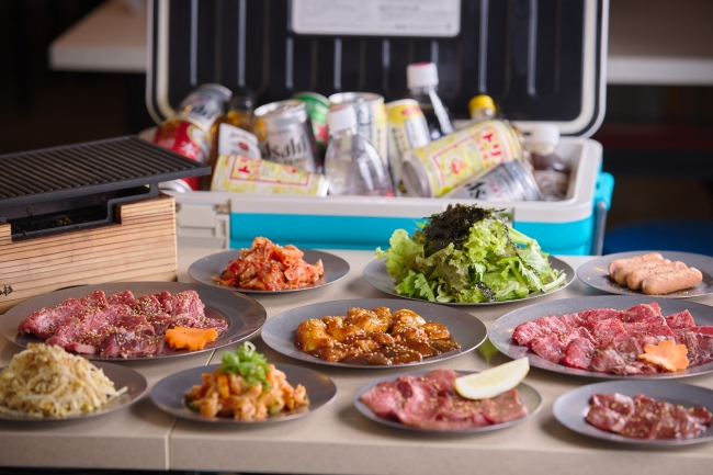 焼肉屋が考えたBBQ。しっかり味と鮮度と美味しい焼肉を食べて頂けます!