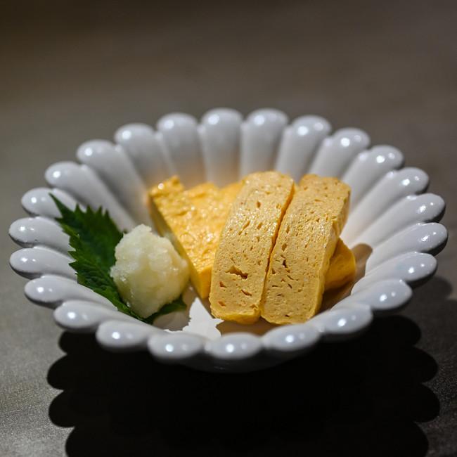 CBDashiの出汁巻き卵 CBD 16mg ¥800