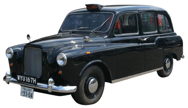 EVロンドンタクシー