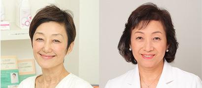 吉川千明さん(美容家) 対馬ルリ子先生(産婦人科医)