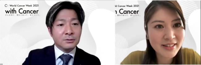 CancerX いのちの対談
