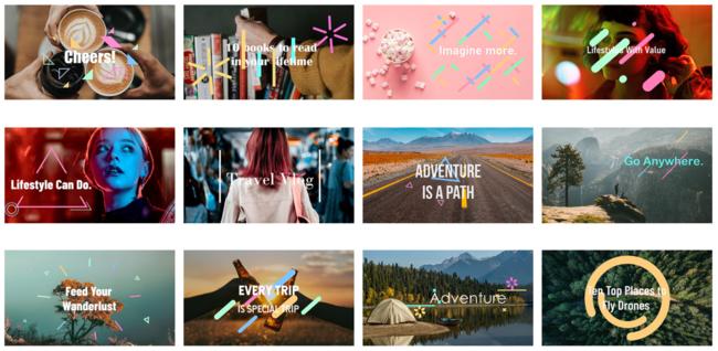 動画編集ソフトPowerDirector、写真編集ソフト PhotoDirector 8月 アップデート新タイトルパックや AI 空の置き換え機能用テンプレートを追加