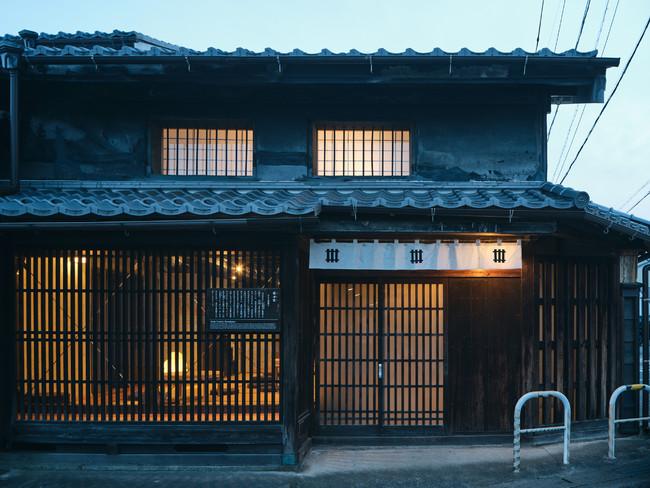 2棟目となるNIPPONIA 美濃 商家町YAMASITI棟(2020年9月OPEN)