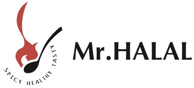 Mr.HALAL株式会社 ロゴ