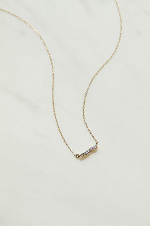Waving Necklace/39,600円(税込)