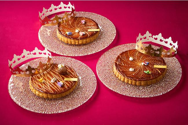 フランスでは毎年1月6日に食される伝統菓子「ガレット・デ・ロワ」
