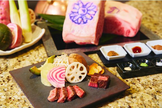 2大ブランド牛の神戸牛と松坂牛のロースの食べ比べができる限定メニューが登場