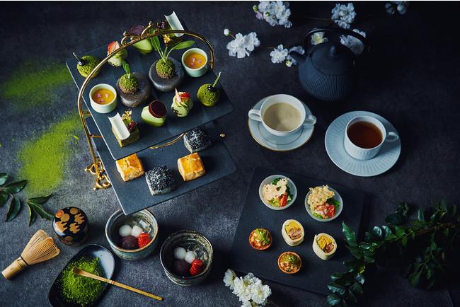 濃い抹茶が味わえる抹茶オペラなど、豊かな抹茶の香りとほろ苦さを堪能できる