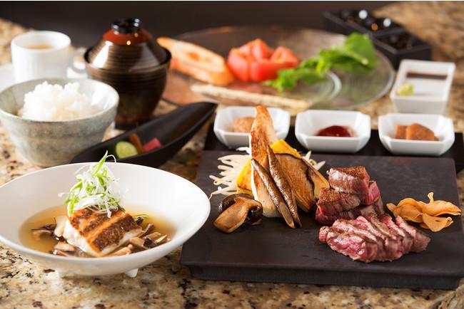 日本の調味料を使った料理を提供する 鉄板焼 匠ではブラン・ド・ブランがおすすめ