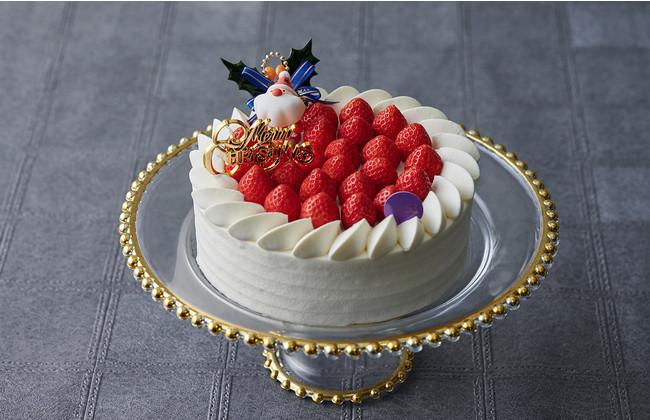 クリスマスショートケーキ18cm