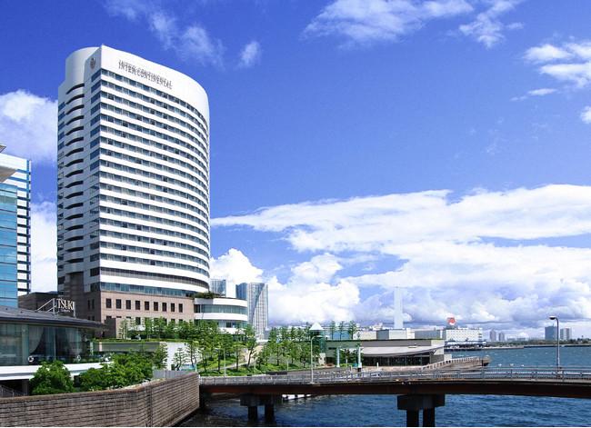 ホテル インターコンチネンタル 東京ベイ  外観