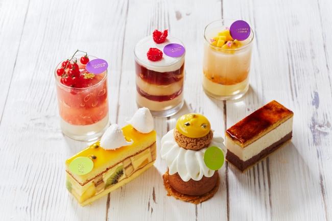 夏のケーキコレクション